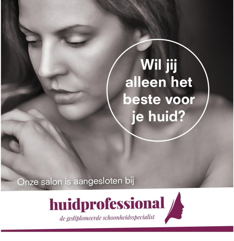 schoonheidssalon Leeuwarden Huidprofessional